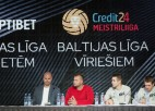 Sestdien ar pirmajām spēlēm sāksies Baltijas līga volejbolā vīriešiem un sievietēm