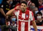 """Svaress <i>piezvana</i> Kūmanam, """"Atletico"""" ar 2:0 apspēlē """"Barcelona"""""""