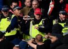FIFA nosoda līdzjutēju radītās nekārtības Anglijā un Albānijā
