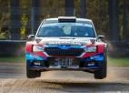 """Minirallijā """"Latvija"""" startēs arī viena no vadošajām WRC2 ekipāžām"""