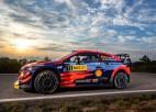 Noivils triumfē Spānijas rallijā, izšķirošā cīņa par WRC titulu pārceļas uz Moncu