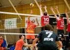Nedēļas nogalē Baltijas līgā par pirmo uzvaru cīnīsies RTU un Jelgavas volejbolisti