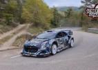 """Lēbs pirms atgriešanās WRC aizvada testus ar """"Ford Puma Rally1"""" (+video)"""