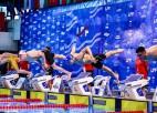 Rīt lems par starptautisko peldēšanas sacensību ''Rīgas sprints'' iespējamo pārcelšanu