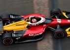 """Vairāki F1 <i>izbrāķēti</i> piloti nākamgad startēs """"IndyCar"""" čempionātā"""