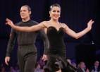 Latvijas pāris izcīna 2.vietu pasaules čempionātā Latīņamerikas dejās profesionāļu divīzijā