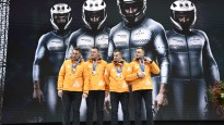 Melbārdis, Dreiškens un pārējie saņem Soču olimpiskās zelta medaļas