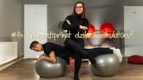 #14 ''Veselīga'': Kā nostiprināt dziļo muskulatūru?