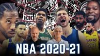 Ģenerālis un Bukmeikers spriež, spekulē un paredz notikumus jaunajā NBA sezonā