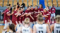 Latvijai divi labvēlīgi scenāriji nokļūšanai Eiropas finālturnīrā