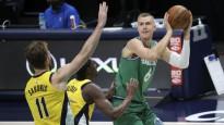 Statistika: Porziņģim trešā sezona ar 20+ punktiem, lietuvieši starp līderiem