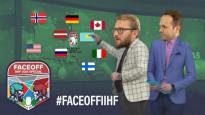 """""""FaceOff"""" pirms PČ sākuma: Čempionu titula izredzes"""