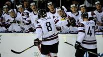 Sporta špikeris: fakti un skaitļi par Latvijas hokeja izlasi un tās spēlētājiem