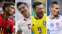 """""""Euro 2020"""" E grupa: Spānija bez """"Real"""", Zviedrija bez Zlatana un poļu vizināšanās"""