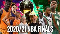 """Ģenerālis pret Bukmeikeru par NBA finālu starp """"Suns"""" un """"Bucks"""""""