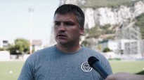"""Riherts: """"Gibraltāra stadionam ir sava specifika, bet būsim sagatavojušies"""""""