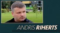 """Riherts: """"Biju gatavs aiziet uzreiz pēc spēles Gibraltārā"""""""