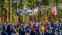 Franču rallija braucējs Somijas WRC aizlec gandrīz 70 metrus
