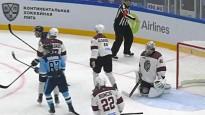 """Rīgas """"Dinamo"""" kārtējo reizi zaudē Novosibirskā"""