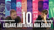 Klausītava | Izrāviens #17: desmit svarīgākie jautājumi par un ap NBA