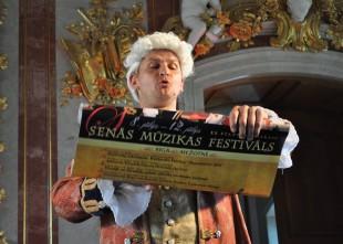 Video: Ar pieciem koncertiem Rundāles pilī noslēdzies Senās mūzikas festivāls