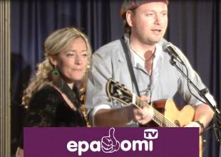 Video: Franču-latviešu duets Viņš un Viņa pārceļas uz Latviju un prezentē jaunu albumu