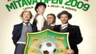 """Notiks amatieru futbola turnīrs """"Mītava Open 2009"""""""
