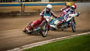 Latvijas jaunais spīdvejists Ansviesulis iegūst 4. vietu Itālijas čempionāta posmā