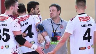 """Sandris Veršakovs: """"Sajūta, ka nevis atsāksim čempionātu, bet sāksim no jauna"""""""