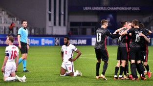"""""""Lille"""" aizsarga supersitiens ievelk Horvātiju U21 čempionāta 1/4 finālā"""