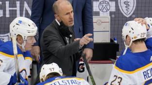"""Girgensona pārstāvētā """"Sabres"""" par galveno treneri ieceļ Granato"""