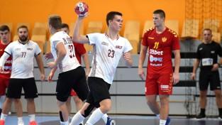Latvijas U19 handbolisti vēlreiz piekāpjas Rumānijai, paliekot bez medaļām