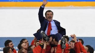 Znaroks kļuvis par Krievijas izlases galveno treneri un vedīs komandu uz olimpiskajām spēlēm