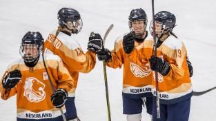 Nīderlandes hokejistes Turcijai iemet 23 vārtus, Dienvidkoreja islandietēm - desmit