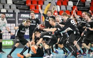 Viedoklis: Negaidītākais fināls Latvijas florbola vēsturē?