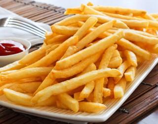 FRĪ kartupeļi cepeškrāsnī