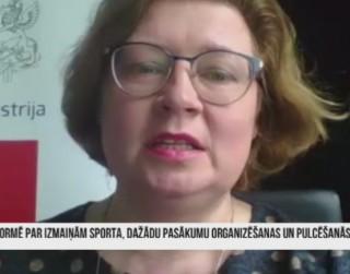 Video: Speciālizlaidums: Izmaiņas sporta, dažādu pasākumu organizēšanas un pulcēšanās jomās