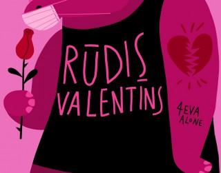 Tiešraidē notiks valentīndienai veltīts 'Sieviešu Stendaps' stāvkomēdijas vakars 'TIKAI TEV'