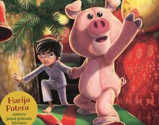 """Roulingas jaunā grāmata """"Ziemassvētku Cūks"""" iznāk visā pasaulē"""