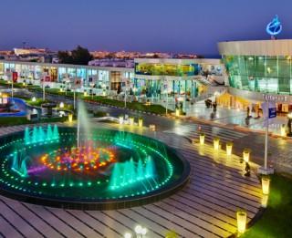 """Ēģiptē slavenākais izklaižu komplekss Šarm eš Šeihā – """"Soho Square""""!"""