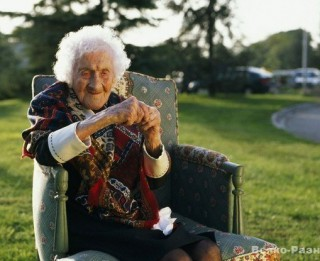 Pārsteidzošā Žanna jeb francūziete, kura nodzīvoja 122 gadus