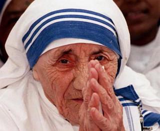 2 Svētās Mātes Terēzes lūgšanas