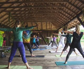 Saulgriežu Jogas festivāls 2016 – pasaules jogas praktiķi, mūziķi no Austrālijas un iedvesmojošā GONGU NAKTS