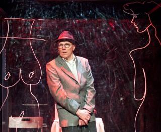Ar trīs iestudējumiem Dailes teātrī viesosies Liepājas teātris