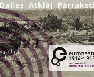 Nacionālā bibliotēka aicina apkopot liecības un stāstus par Pirmo pasaules karu