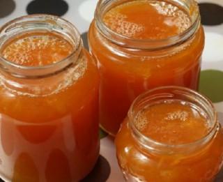 Neparastais apelsīnu džems
