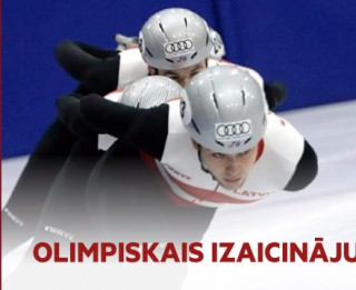 Video: Aktieris Gints Andžāns izaicina Latvijas rekordistu šorttrekā