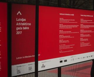 Ar pasākumu programmu tiks atzīmēta Arhitektūras nedēļa