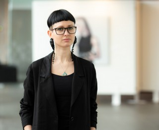 """GORS Mākslas galerijā skatāma Alvīnes Bautras personālizstāde """"Nejauša eksistence"""""""