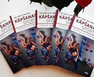 Izdota pirmā grāmata par alpīnisma veidu - kāpšanas sportu latviešu valodā